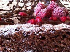 Bizcocho de chocolate chocolatisimo