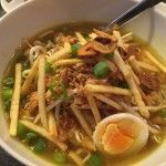 Snelle soto (soep) Diet Recipes, Healthy Recipes, Diet Meme, No Sugar Diet, Asian Recipes, Ethnic Recipes, Diet Inspiration, Atkins Diet, Japanese Food