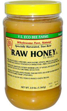 The 13 Best Raw Honeys Reviews in 2019 ~ bestguidepro.com Raw Manuka Honey, Real Honey, Bee Farm, Royal Jelly, Elderberry Syrup, Natural Honey, Fair Price, Glass Jars, Nutrition