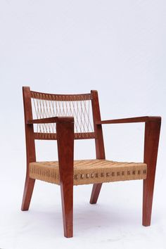Anonymous; Armchair, c1960.