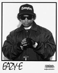 Eazy E west coast rapper from the group NWA Suge Knight, Yo Gotti, Rae Sremmurd, 2 Chainz, Lil Pump, American Rappers, Lil Baby, Lil Wayne, Famous Celebrities