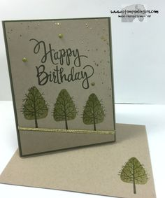 Stamps-N-Lingers.  Totally Trees and Stylized Birthday. https://stampsnlingers.com/2016/08/20/stampin-up-sneak-peek-totally-trees-stylized-birthday/