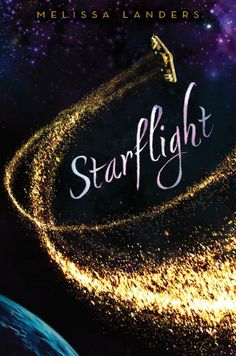 STARFLIGHT cover reveal and international giveaway at YABC!