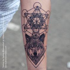 WOLF tattoo REALISM - Buscar con Google