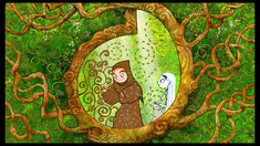 The gorgeous Secret of Kells