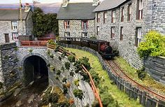 Corris 1930 in 1/76 scale (009) by Rod Allcock.