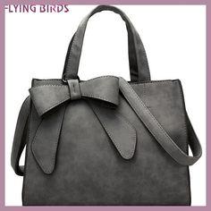 FLYING BIRDS! women leather handbags women bags messenger bags shoulder bag bolsas high quality handbag female pouch LS4934