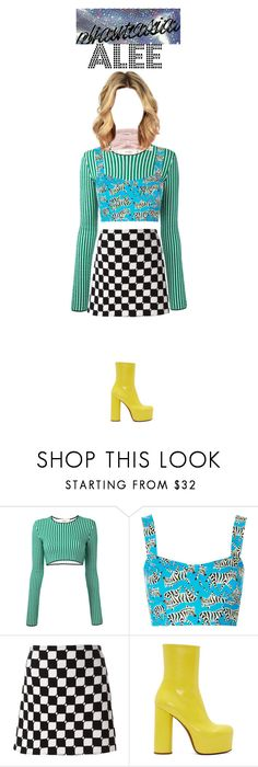 """""""PHANTASIA MAIN VISUAL TEASER IMAGE"""" by junghyung-ent ❤ liked on Polyvore featuring Ports 1961, Topshop, Courrèges, Vetements and Valentino"""