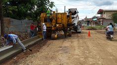 CONSTRUCCIÓN DE BORDILLOS Y CUENTAS CALLE INDEPENDENCIA. PLAN MACRO DE ASFALTADO DE CALLES.