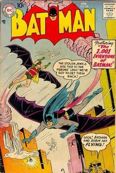 Batman is the best. Batman - The Challenge of Batwoman (Issue) Batman Comic Books, Batman Comics, Batman And Superman, Comic Books Art, Comic Art, Batman 1966, Batman Stuff, Book Art, Robin Comics