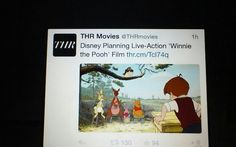 """Attention Phandom!!!! I saw a thing going around tumblr and it was saying how for the Live-Action Winnie The Pooh, guess who should play Christopher Robin? DAN HOWELL!!!! Post this everywhere to spread the word ans get our articulate friend in this movie!!! (The Phandom means """"Dan and Phil or Phan, for anyone not in it...)"""