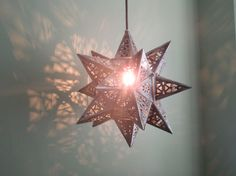 Bright Star Anthropologie inspired lamp par lisalawrence1967, $85.00