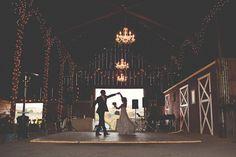 band dance #wedding#barn