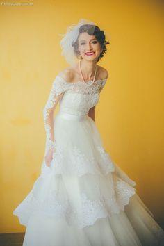 Meu Dia D - Casamento DIY no Campo  Noiva linda em seu Dia D