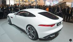 Jaguarfrom lottery office to Jag dealership.