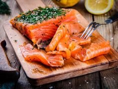 One Pot Pasta, Eat Smart, Fish Dishes, Smoked Salmon, Tortellini, Fish And Seafood, The Dish, Finger Foods, Feta