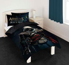 Assassin's Creed Bettwäsche - Hadesflamme - Merchandise - Onlineshop für alles was das (Fan) Herz begehrt!