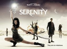 "Serenity - a 2005 space western film written and directed by Joss Whedon. It is a continuation of the short-lived 2002 Fox science fiction television series Firefly, taking place after the events of the final episode. Set in 2517, Serenity is the story of the captain and crew of Serenity, a ""Firefly-class"" spaceship."