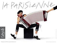 """Les Galeries Lafayette célèbrent """"la Parisienne"""" !"""