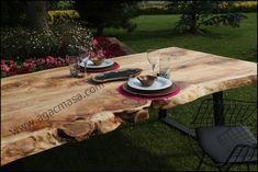 Farklı ağaç cinslerinden doğal ahşap masa uygulamaları Bilenor Ahşap'ta. Detaylı bilgi için www.agacmasa.com