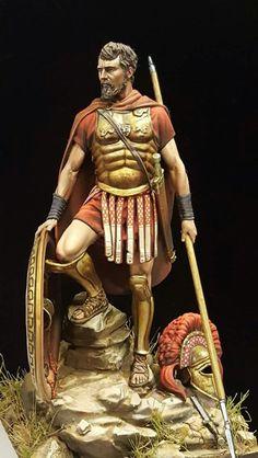 Minis, Samurai, Rome, Empire, Greek, Military, History, Photos, Soldiers