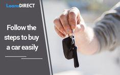 Steps To Buy a Car in Australia
