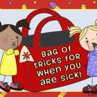 Kindergarten Substitute Plans This Bag of Tricks is perfect for KINDERGARTEN teachers who need last minute activities for a sub or just some extr...