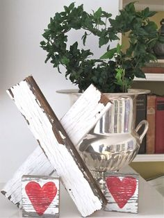 What to Make of This?…A Wooden  Kiss  or two ! My Soulful Home