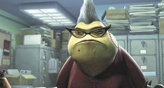 monster inc pictures   Monsters Inc. Blu-ray review op MoviePulp and other fiction