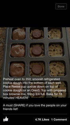 Yummy EASY cookie treats!