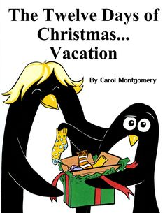 """*** FREE #READERS THEATER:  """"The Twelve Days of Christmas...Vacation.""""  This rollicking rendition may motivate students to clean their rooms by the time they finish!  The curriculum links at the end even include math lessons for a variety of lesson plans.  For more holiday Readers Theater scripts see www.ReadersTheaterAllYear.com"""