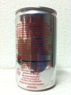北5765 Coca Cola, Coke, Cola
