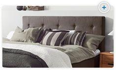 Sengegavl i brun farve Couch, Throw Pillows, Furniture, Home Decor, Brown, Settee, Toss Pillows, Decoration Home, Room Decor