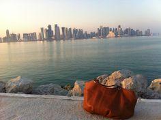 Alone in Doha - The Tan Talega