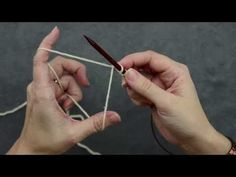 ▶ Tubular Cast On for 2X2 Rib in the Round - YouTube