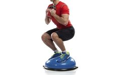 Why You'll Never Get Strong Doing Squats on a Bosu Ball  http://www.menshealth.com/fitness/squats-bosu-ball