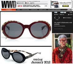 f3aed42cf04b Everyone loves Iris! eyebobs tribute to Iris Apfel