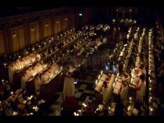 Advent Carol Service 2011 - Trinity College Chapel - YouTube