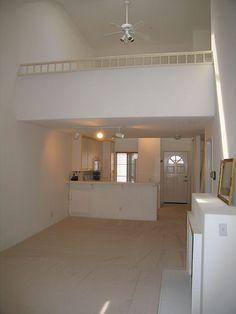 Mezzanine Bedroom Loft Stairs