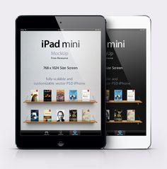 iPad Mini Vector