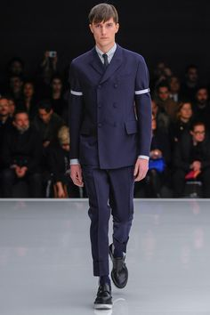 Z Zegna Fall 2014 Menswear Collection Slideshow on Style.com