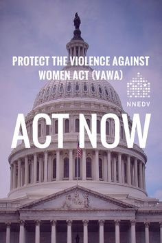 Funding to end violence against women is in jeopardy. Act now: http://nnedv.org/news/5248-tell-congress-protect-violence-against-women-act-funding.html