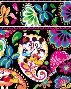 Vera Bradley fan? Check out the new Disney Vera Bradley patterns! (article)