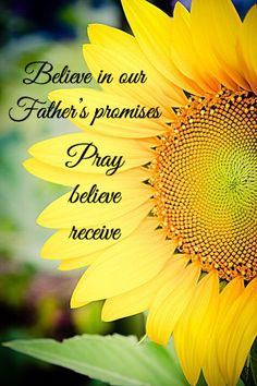 Pray~Believe~Receive