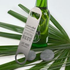 Engraved Bridal Party Barmate Bottle Opener