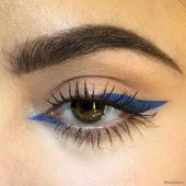 Tendance Eye Makeup 2019 3 - Les bleus intenses Augen Make-up Trend 2019 3 .Tendance Eye Makeup 2019 3 - Les bleus intenses Augen Make-up Trend 2019 3 - Intensiver Blues Intense Eye Makeup, Asian Eye Makeup, Natural Eye Makeup, Blue Eye Makeup, Hair Makeup, Dramatic Makeup, Red Eyeshadow, Glowy Makeup, Eyebrow Makeup