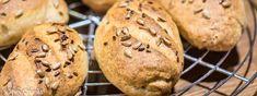 Pohanka s opečenými žampióny a hráškem - Spicy Crumbs Spicy, Muffin, Bread, Cooking, Breakfast, Food, Google, Food Food, Kitchen