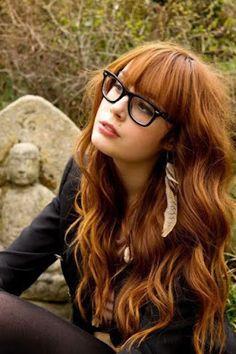 La moda en tu cabello: Color de cabello rubio cobrizo 2015/2016