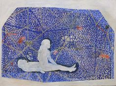 Abstract Shapes, Abstract Art, Drawing Sketches, Drawings, Blue Carpet, True Art, Outsider Art, Gravure, Figurative Art