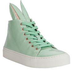 Minna Parikka Mint Bunny sneakers
